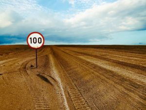 Driver Education, road speed